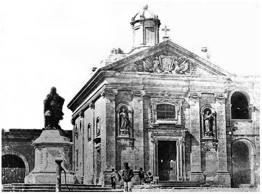 The Chapel of St. Anthony of Padua - Early 1900s