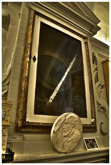 The battle sword of Jean Parisot de La Valette
